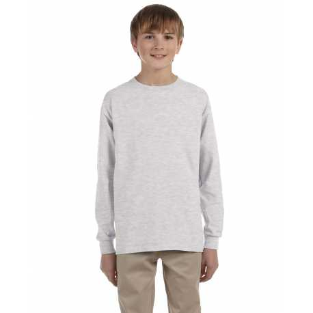 Gildan G240B Youth Ultra Cotton 6 oz. Long-Sleeve T-Shirt