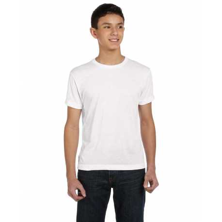 Sublivie 1210 Youth SubliVie Youth Sublimation Polyester T-Shirt