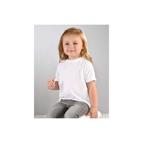 Sublivie 1310 Toddler SubliVie Toddler Sublimation Polyester T-Shirt