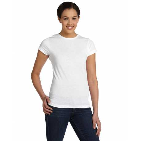 Sublivie 1610 Ladies' SubliVie Ladies' Junior Fit Sublimation Polyester T-Shirt