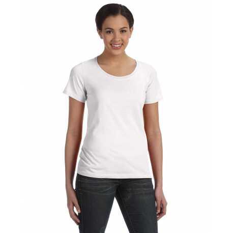 Anvil 391A Ladies' Ringspun Sheer Featherweight T-Shirt