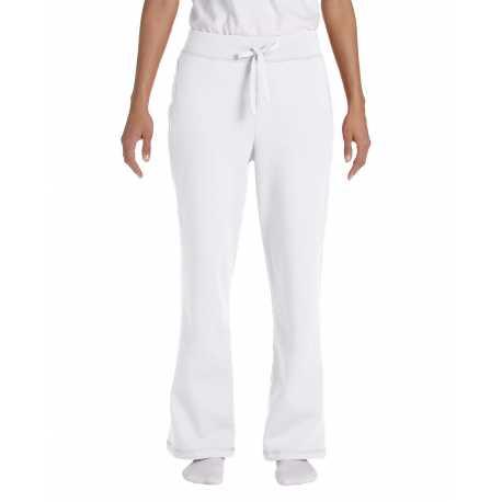 Gildan G184FL Ladies' Heavy Blend 8 oz., 50/50 Open-Bottom Sweatpants