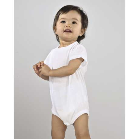 Sublivie S4610 Infant SubliVie Infant Sublimation Polyester Bodysuit