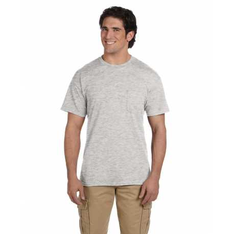 Gildan G830 Adult DryBlend 5.6 oz., 50/50 Pocket T-Shirt
