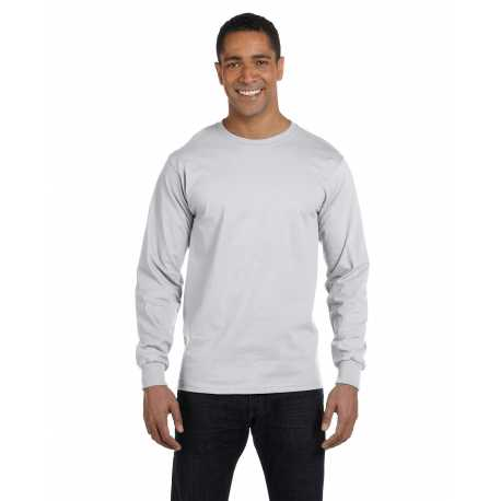 Gildan G840 Adult DryBlend 5.6 oz., 50/50 Long-Sleeve T-Shirt