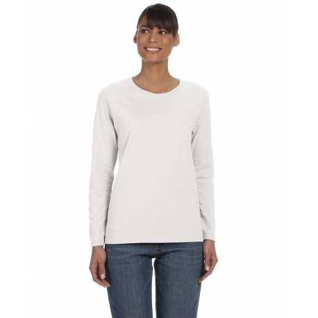 Gildan G540L Ladies' 5.3 oz. Long-Sleeve T-Shirt