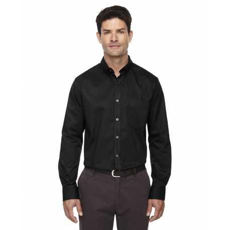 Core365 88193T Men's Tall Operate Long-Sleeve Twill Shirt