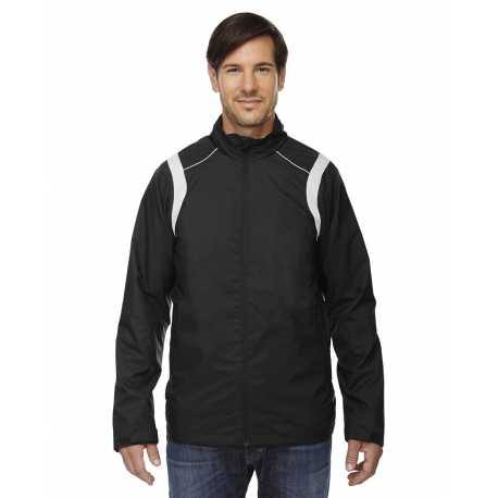 North End 88167 Men's Venture Lightweight Mini Ottoman Jacket