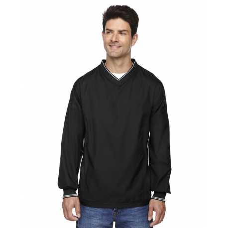 North End 88132 Adult V-Neck Unlined Wind Shirt
