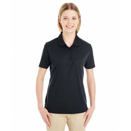 Core365 78181P Ladies' Origin Performance Pique Polo with Pocket