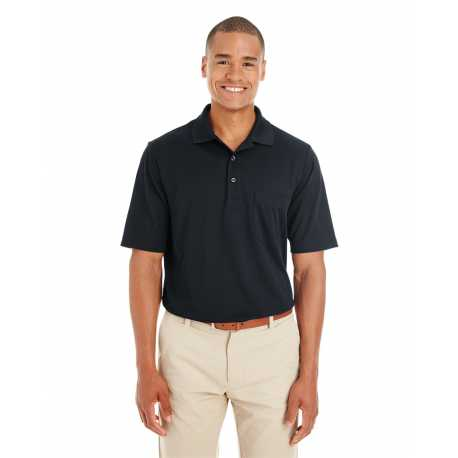 Core365 88181P Men's Origin Performance Pique Polo with Pocket