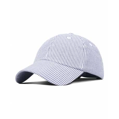 Fahrenheit F303 Light Weight Cotton Seersucker Cap