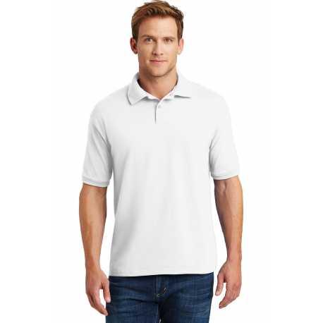 Hanes 054X EcoSmart 5.2-Ounce Jersey Knit Sport Shirt