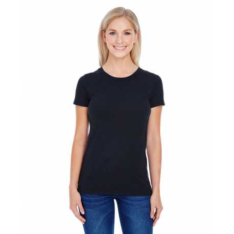 Threadfast Apparel 201A Ladies' Slub Jersey Short-Sleeve T-Shirt