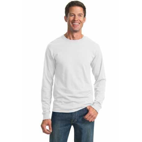 Jerzees 29LS Dri-Power Active 50/50 Cotton/Poly Long Sleeve T-Shirt
