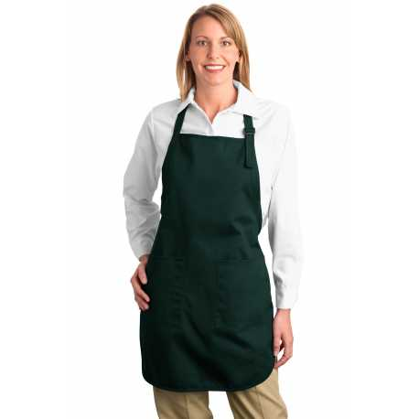 Port Authority A500 Full-Length Apron with Pockets