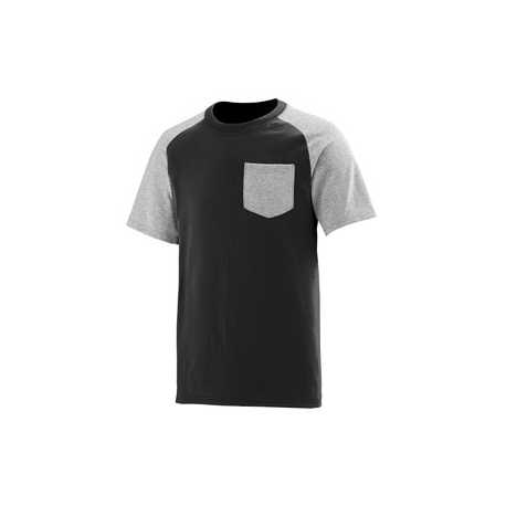 Augusta Sportswear 367 Adult Rockin' It Pocket Tee