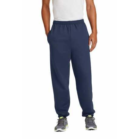 Port & Company PC90P Essential Fleece Sweatpant with Pockets