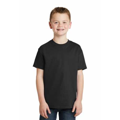 Hanes 5450 Youth Tagless 100% Cotton T-Shirt