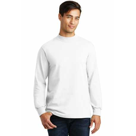 Port & Company PC61M Essential Mock Turtleneck
