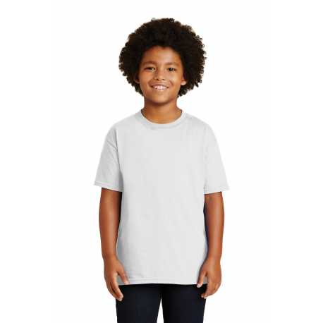 Gildan 2000B Youth Ultra Cotton 100% Cotton T-Shirt