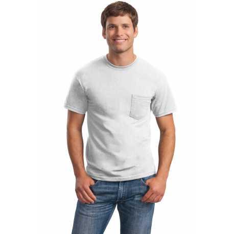 Gildan 2300 Ultra Cotton 100% Cotton T-Shirt with Pocket