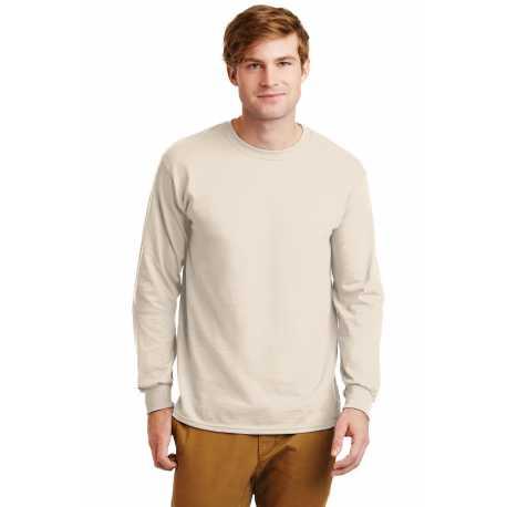 Gildan G2400 Ultra Cotton 100% Cotton Long Sleeve T-Shirt