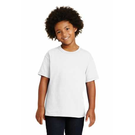Gildan 5000B Youth Heavy Cotton 100% Cotton T-Shirt
