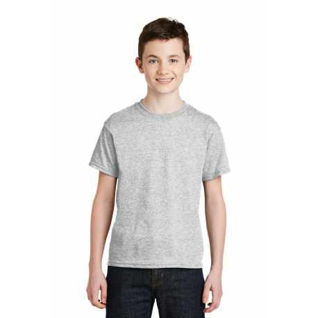 Gildan 8000B Youth DryBlend 50 Cotton/50 Poly T-Shirt