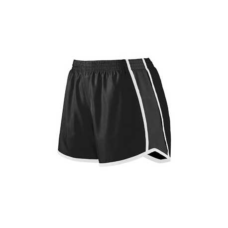 Augusta Sportswear 1265 Ladies' Jr. Fit Pulse Team Short