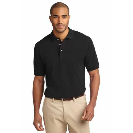 Port Authority TLK420 Tall Heavyweight Cotton Pique Polo