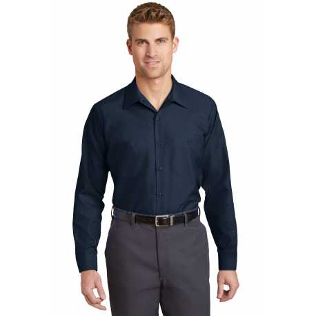 Red Kap SP14 Long Sleeve Industrial Work Shirt