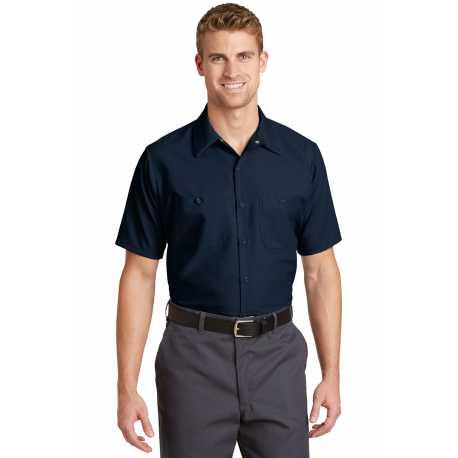 Red Kap SP24 Short Sleeve Industrial Work Shirt