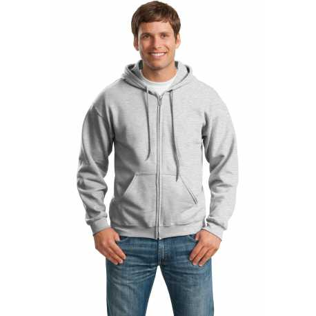Gildan 18600 Heavy Blend Full-Zip Hooded Sweatshirt