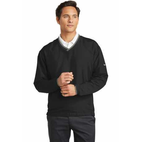 Nike 234180 V-Neck Wind Shirt