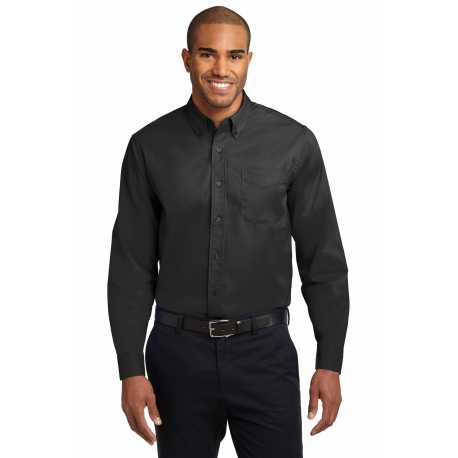 Port Authority S608ES Extended Size Long Sleeve Easy Care Shirt