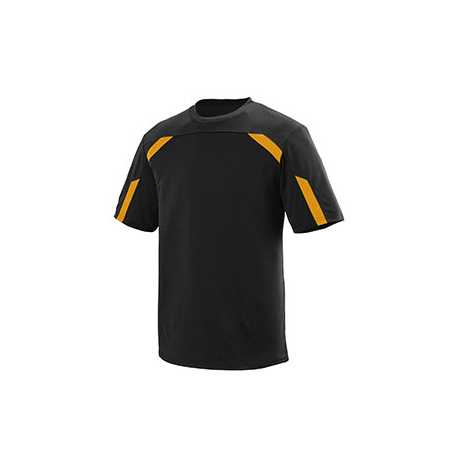 Augusta Sportswear 1000 Adult Wicking Poly/Span Short-Sleeve T-Shirt