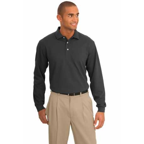 Port Authority K455LS Rapid Dry Long Sleeve Polo