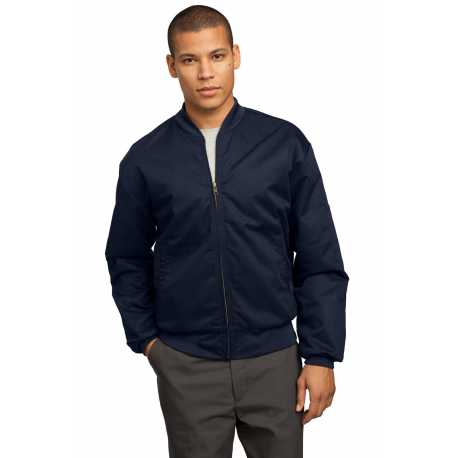 Red Kap CSJT38 Team Style Jacket with Slash Pockets