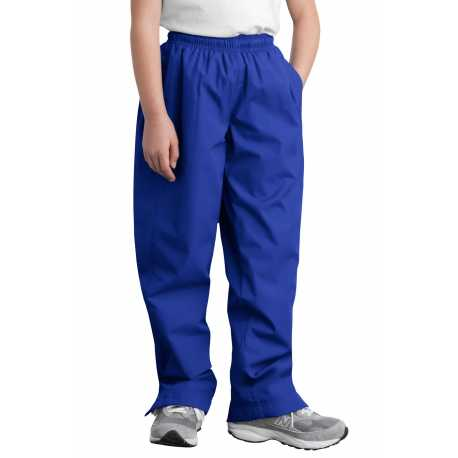 Sport-Tek YPST74 Youth Wind Pant