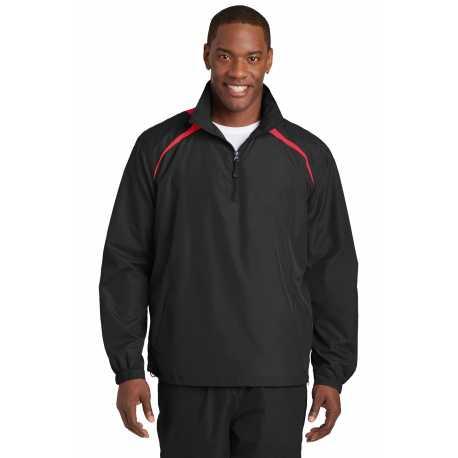 Sport-Tek JST75 1/2-Zip Wind Shirt