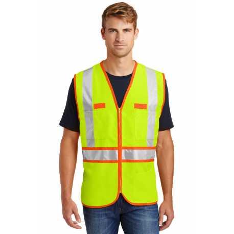 CornerStone CSV407 ANSI 107 Class 2 Dual-Color Safety Vest