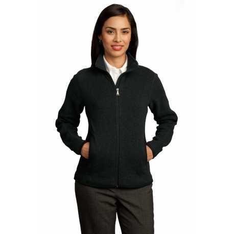 Red House RH55 Ladies Sweater Fleece Full-Zip Jacket