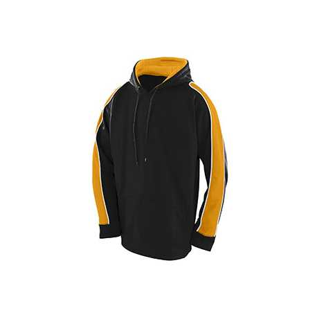 Augusta Sportswear 5524 Youth Wicking Polyester Fleece Hoody