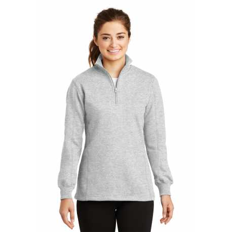 Sport-Tek LST253 Ladies 1/4-Zip Sweatshirt