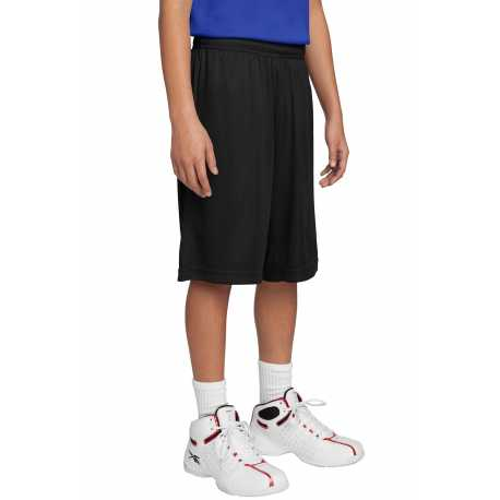 Sport-Tek YST355 Youth PosiCharge Competitor Short