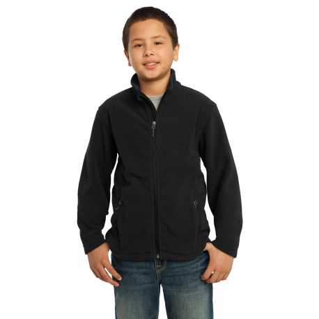 Port Authority Y217 Youth Value Fleece Jacket