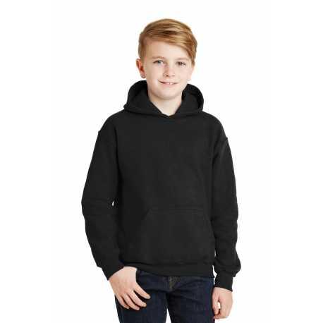 Gildan 18500B Youth Heavy Blend Hooded Sweatshirt