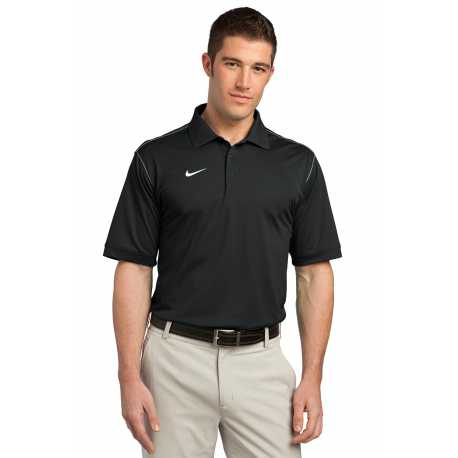 Nike 443119 Dri-FIT Sport Swoosh Pique Polo
