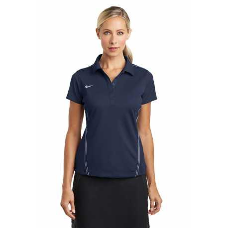Nike 452885 Ladies Dri-FIT Sport Swoosh Pique Polo